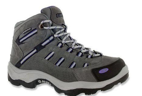 Hi-Tec Bandera Mid WP top quality hiking boots