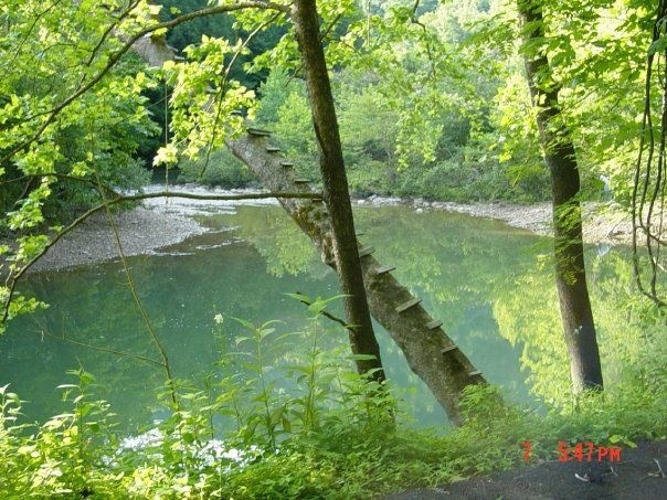 Gorgeous Swimming Hole In Leslie County Kentucky Travel