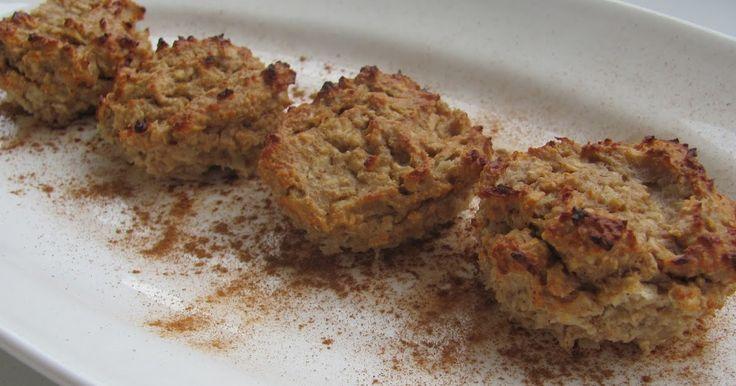 Size Zero Rezept Cleane Apfel Muffins - Frühstück Woche 1+2 • Mamizauber