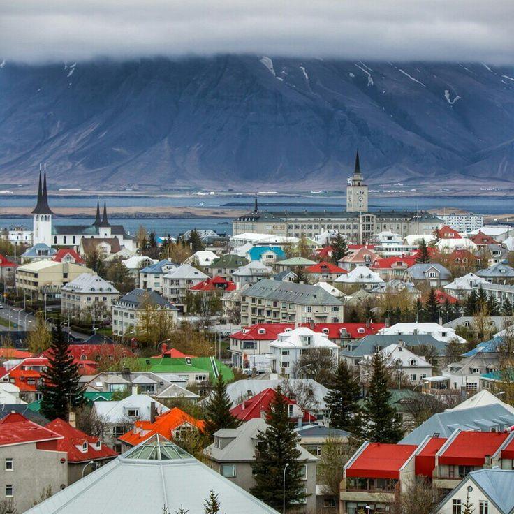 Reykjavík in Höfuðborgarsvæðið