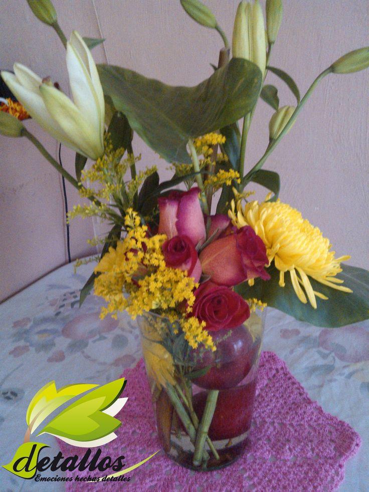 Arreglos de flores que se son centro de mesa arreglos - Mesas de centro que se elevan ...