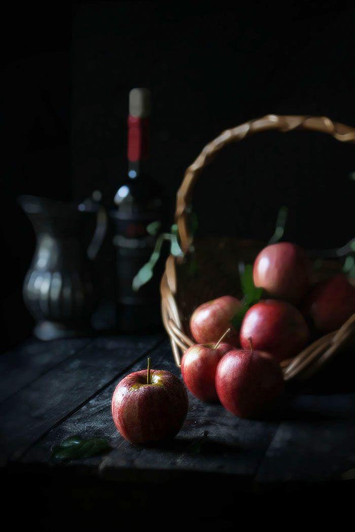 Roasted Cauliflower and Apple Soup // Meghan Faulkner