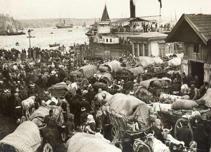 SİRKECİ-1912 #armanca #istanbul