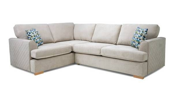 Omnia Right Hand Facing 2 Seater Corner Sofa Plaza Dfs 2 Seater Corner Sofa Dfs Sofa Bed Sofa