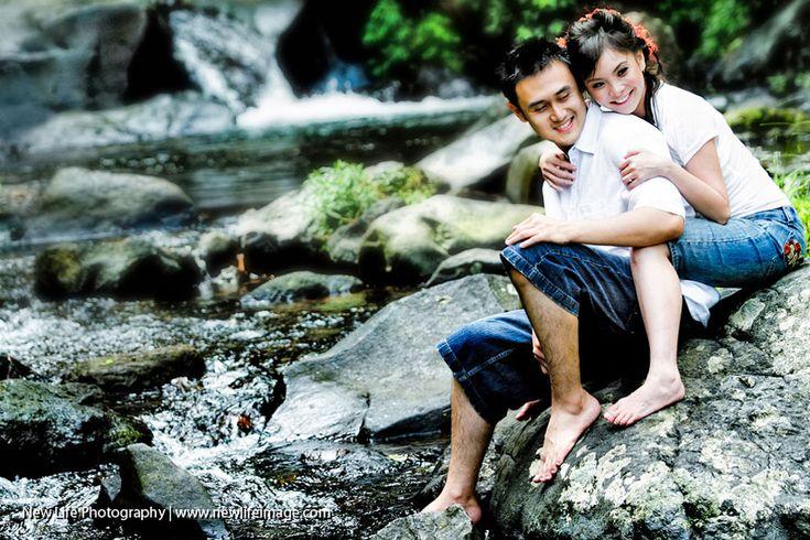 Jasa Foto Pre Wedding: Nico & Sasa   New Life Photography