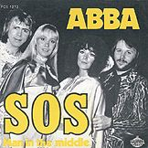 Le 3 juin 1975, ABBA sortait le single S.O.S. (7'')