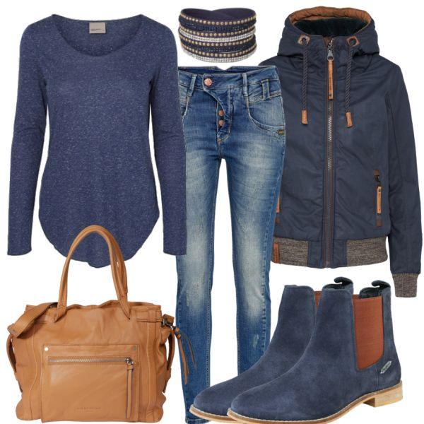 BlueStuff Outfit – Freizeit Outfits bei FrauenOutfits.de