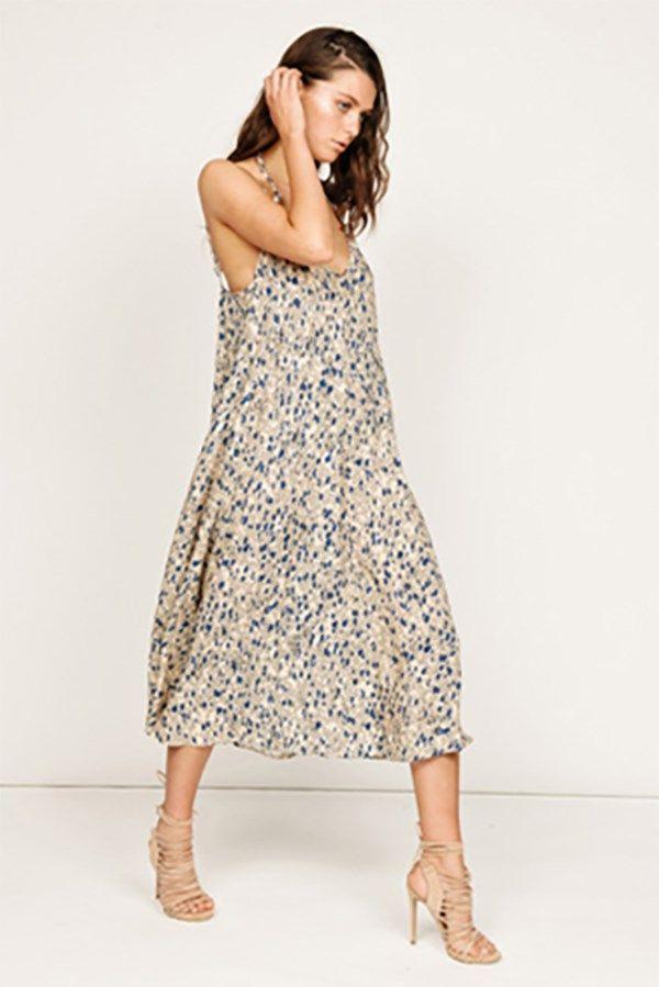 you & eye midi dress by Suboo