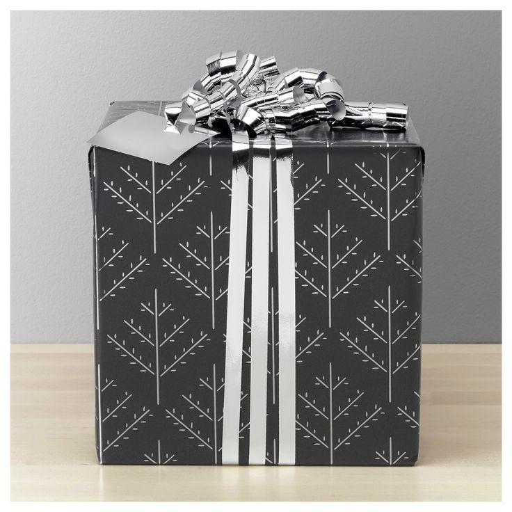 IKEA VINTER 2016 gift wrap roll