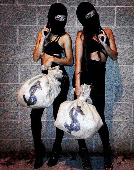 Robbers costume