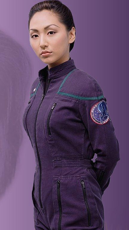 Ensign Sato from Star Trek: Enterprise.
