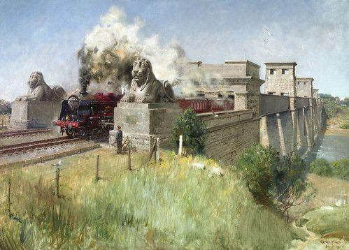 Terence Tenison Cuneo, Fine Art, Genre Painting, Royal Scot ~ M.S. Rau Antiques
