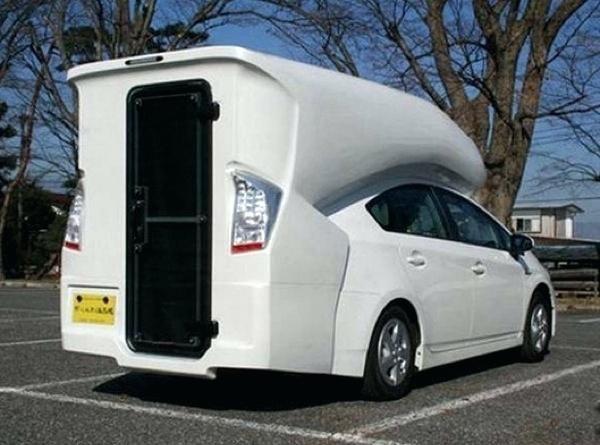 Tiny Rv Google Search Toyota Prius Camper Conversion Camper