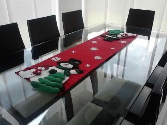 Lindo centro de mesa!Natal eh algo que comemoramos porque as lembrança de infância sempre traz nostalgia!!⛄️
