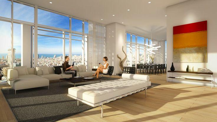 New Tel Aviv High-Rise By Richard Meier Nears Completion