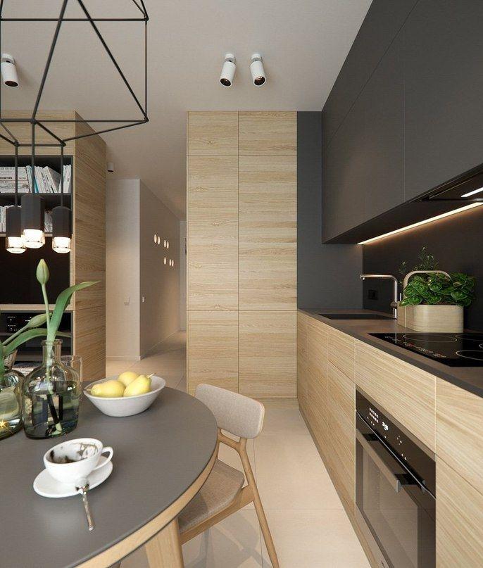 Однокомнатная квартира - Дизайн интерьеров | Идеи вашего дома | Lodgers