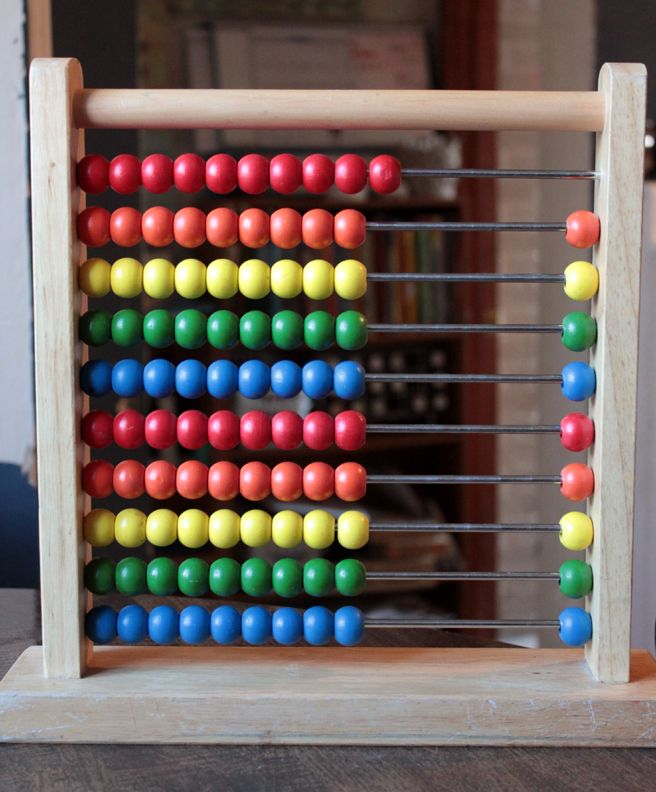 learn simple addition and on abacus - 656×792
