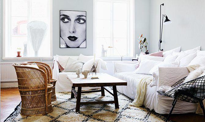 Vi är hemma hos en av Artilleriets ägare, Sofie Hellsing, ett hem med parisisk inredning och stil i centrala Göteborg.