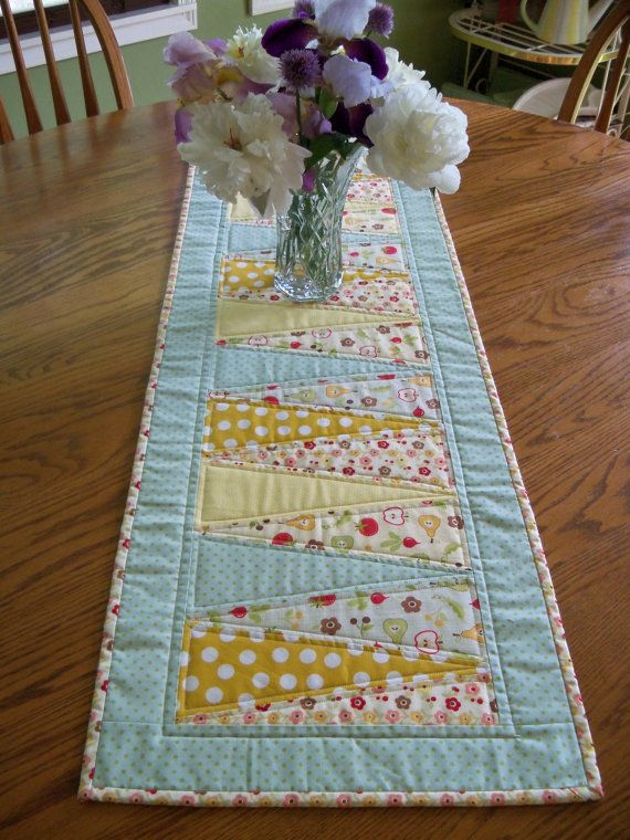 Well known 44 best Spring/Summer Table runners images on Pinterest | Table  NO17