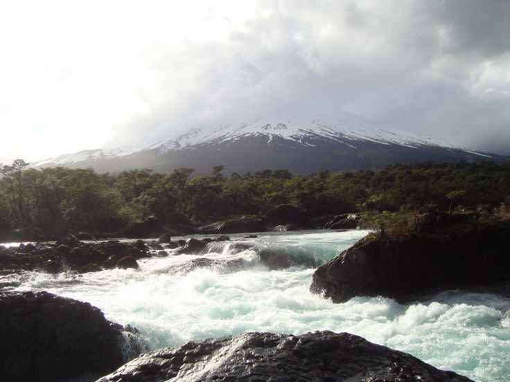 Saltos de Petrohué - Chile