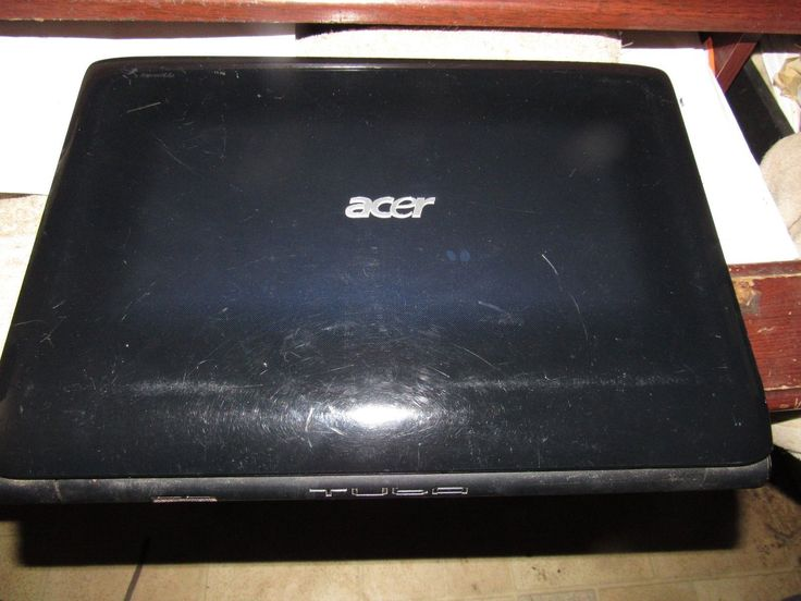 "ACER Laptop ALL Or PARTS...16"" diagonal screen 6930 series Model ZK2"