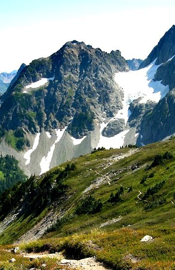 Hiking places near Seattle!