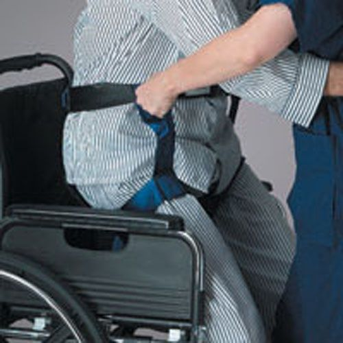 Transfer Belts Save Caregiver Backs. #transfer #gaitbelt