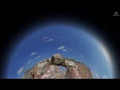 Mobilní Planetarium uvádí pořád Voda - zázrak přírody