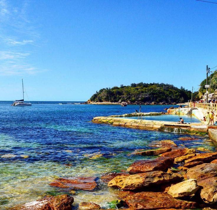 Follow us on insta: http://ift.tt/2ihrEe8 -- @vamosfugirblog -- Porque hoje eu acordei te amando Austrália!  #manlybeach #sydney #australia #oceania #intercambio #viagem #vamosfugirblog #missaovt #vocenooff #queroviajarmais #praia #paradise #beach #loveit #ilovesydney August 20 2017 at 08:07PM