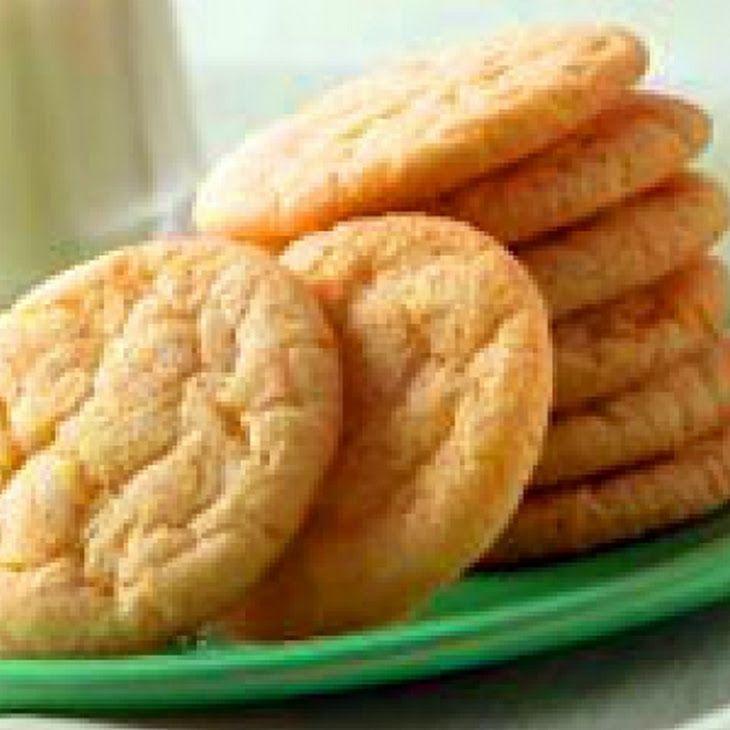 Cream Cheese Sugar Cookies | Food | Pinterest