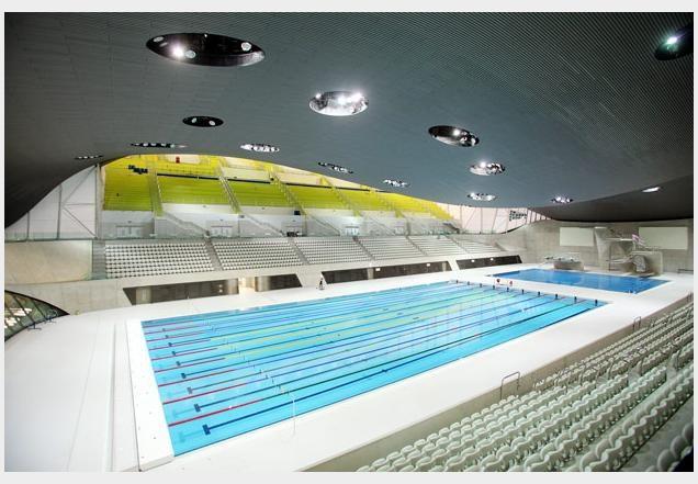 2012 London Aquatic Centre