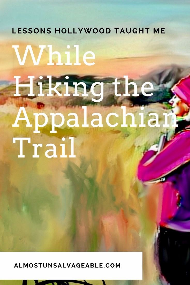 Hiking the Appalachian trail is hard. Knowing when to quit is even harder. #appalachiantrail #quitting #hiking #almostunsalvageable via @gabeburkhardt