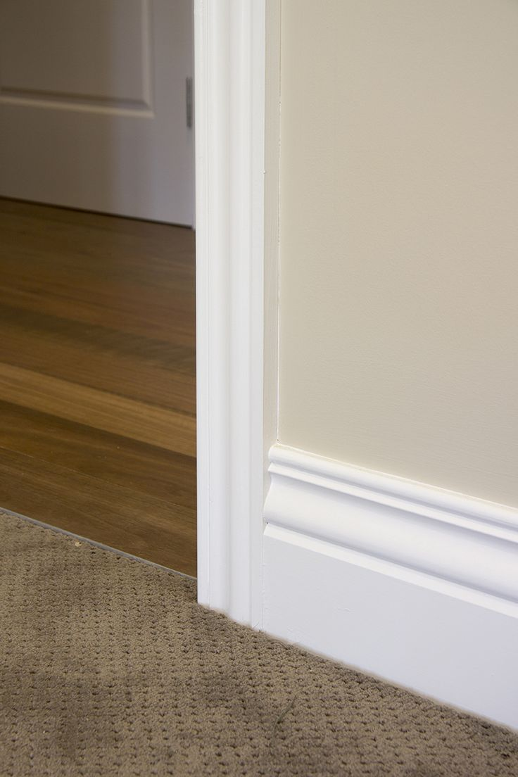 This Australiana country style home boasts hardwood floors, earthy tones and Colonial timber mouldings to achieve its rustic theme. Intrim skirting and architraves in profile SK460 are used throughout.