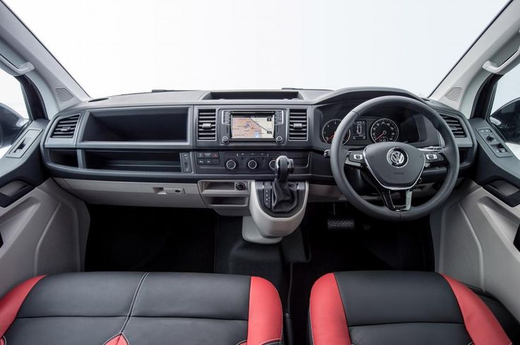 VW Transporter Sportline brings sporty style and extra kit to van land