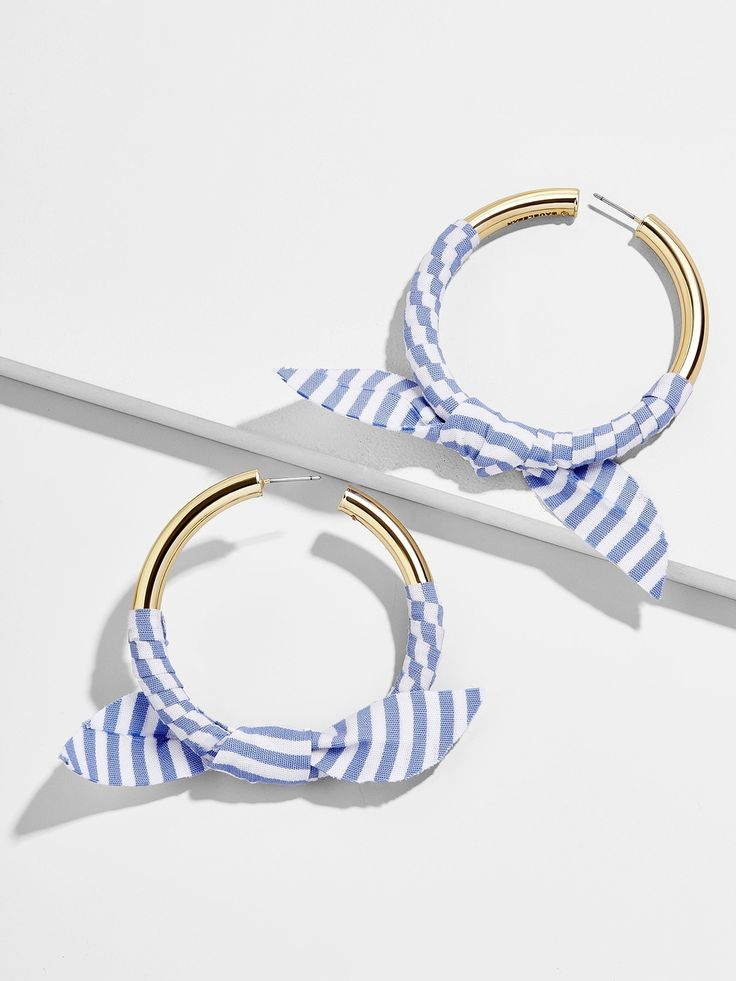 Sabrine Hoop Earrings