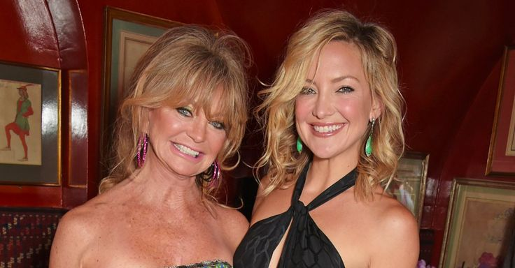 Kate Hudson: Mom Goldie Hawn and I Bond Over Being the Only Women in the Family