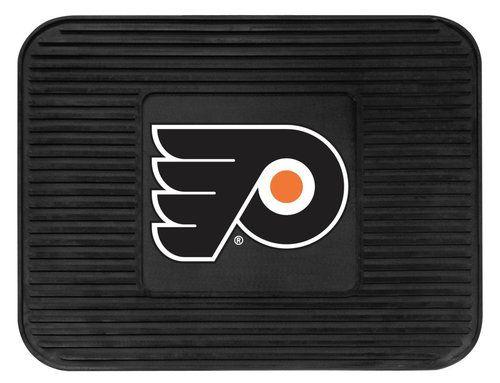 Philadelphia Flyers Car Mat Heavy Duty Vinyl Rear Seat