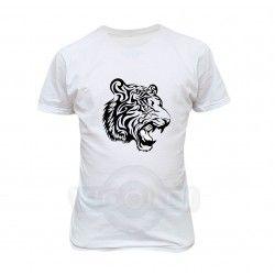 Camiseta Tigre Black