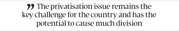 Relying on the IMF - The Express Tribune