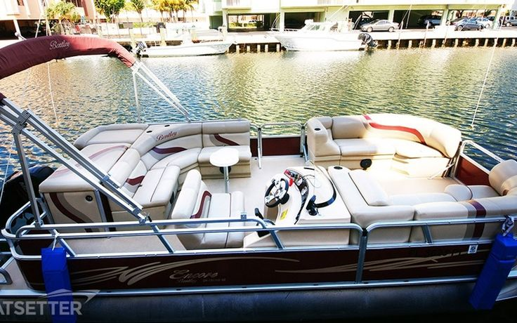 The 25 Best Ideas About Bentley Pontoon Boats On