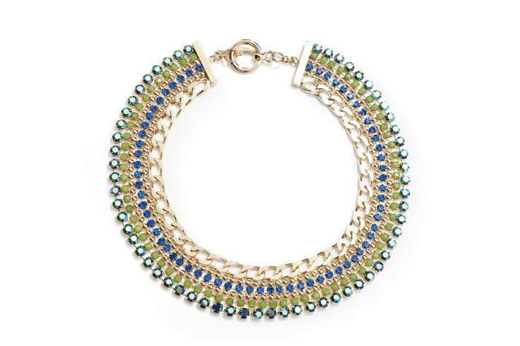 #necklace blue lagoon