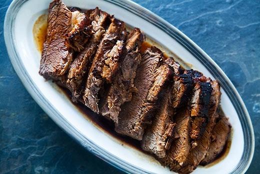 easy brisket recipe food