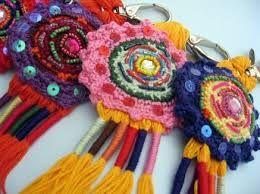 Resultado de imagen para diagramas de mandalas al crochet