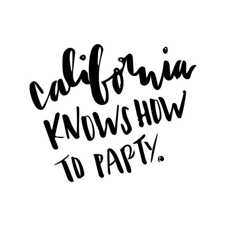 """331:: """"California knows how to party"""" // then he played some Dr. Dre and Tupac #emletters #lettereveryday"""