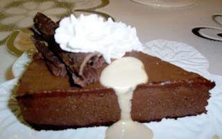 Doce Preguiça (torta de Chocolate) enviada por Mais Você no dia 07/02/2011
