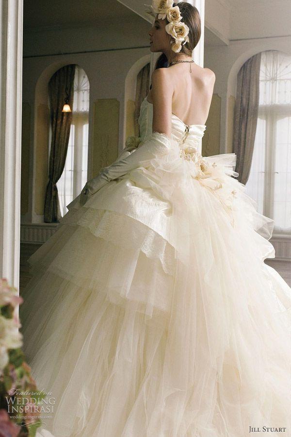 jill stuart wedding dresses 2012