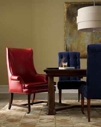 DINING ROOM End Chairs X2 Gibbs Dining Table Truman Armchair