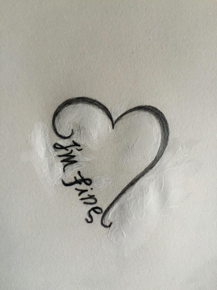 Hakuna Matata Symbol Tattoo Wrist