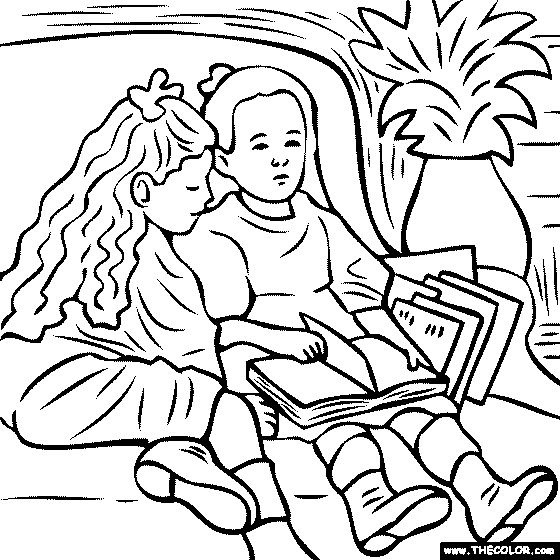 gustave auguste coloring pages - photo#28