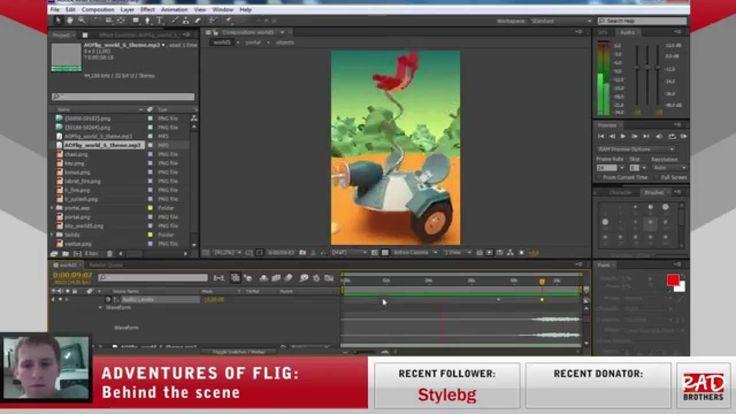 #8. Flig vs Lab Rat: Finalizing Video, Music and Sounds #twitch #indie #indiedev #gamedev #aoflig #fligadventures #adventuresofflig #flig